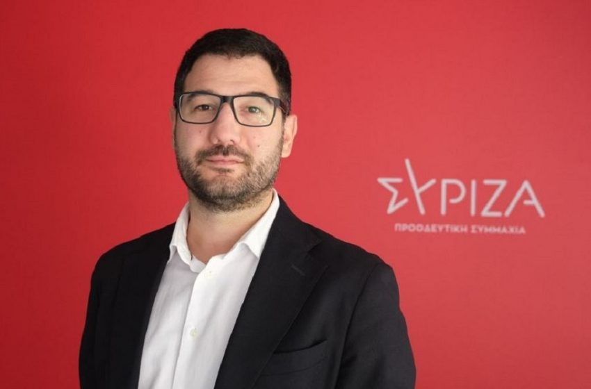 Ηλιόπουλος: Ο κ. Μητσοτάκης κατασκευάζει εσωτερικούς εχθρούς για να φορτώνει τις αποτυχίες του
