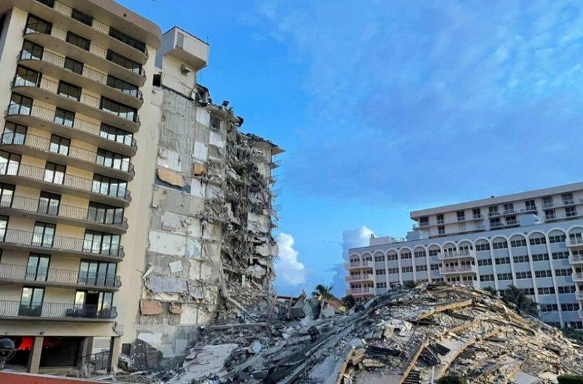 Κατάρρευση πολυκατοικίας στη Φλόριντα: Ο επιβεβαιωμένος αριθμός των νεκρών ανήλθε σε 86