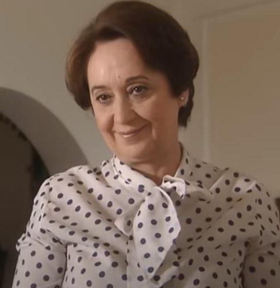 Πέθανε η ηθοποιός Ελπίδα Μπραουδάκη