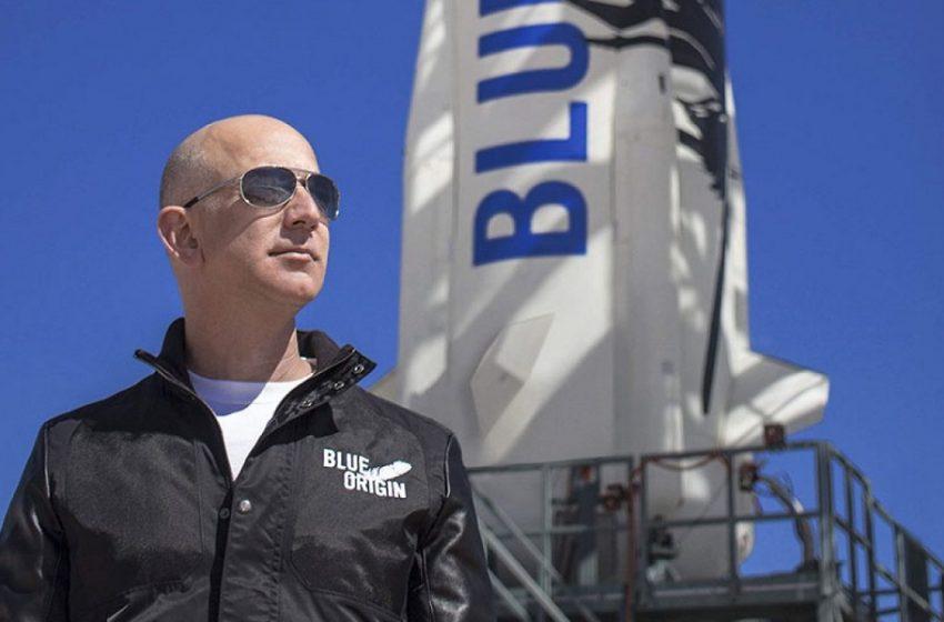 Μια 82χρονη θα πετάξει με τον Τζεφ Μπέζος στο διάστημα στις 20 Ιουλίου