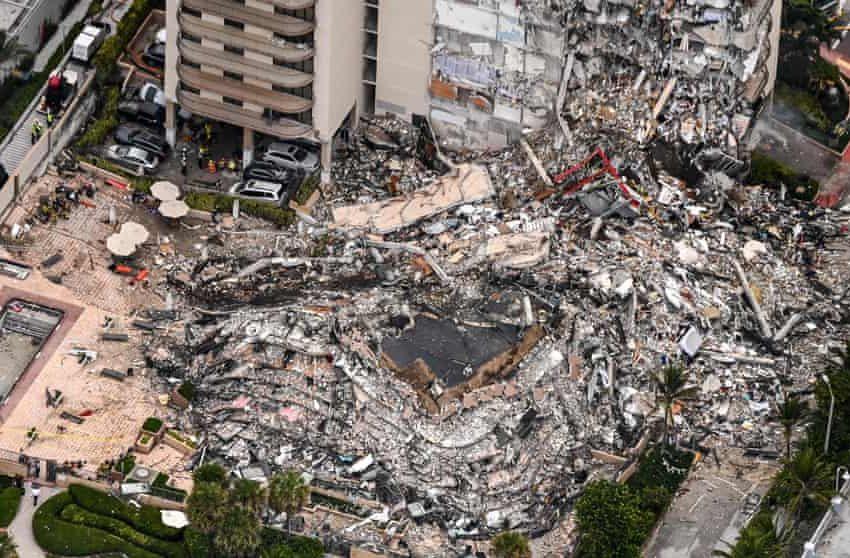 Νεκρός ο έλληνας ομογενής – Ανασύρθηκε η σορός του από τα συντρίμμια της πολυκατοικίας στο Μαϊάμι