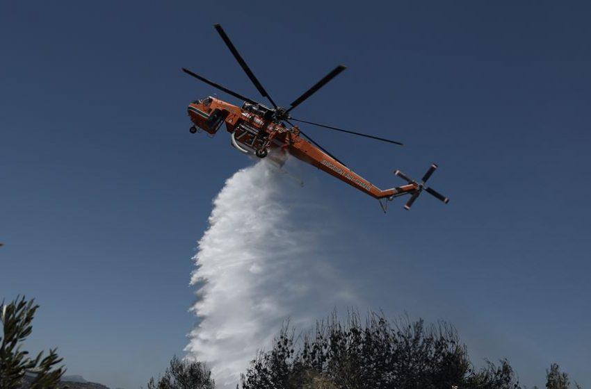 Πυροσβεστική: 52 δασικές πυρκαγιές το τελευταίο 24ωρο
