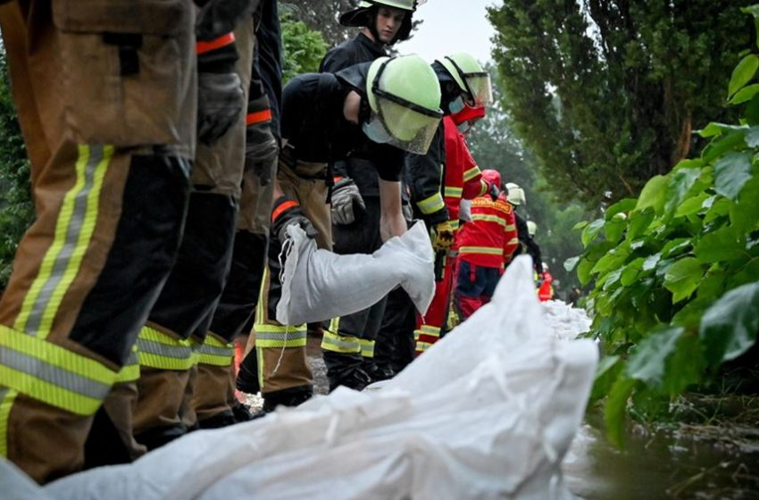 Γερμανία: Στους 170 υπολογίζονται οι αγνοούμενοι από τις πλημμύρες