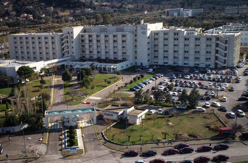 Κοροναϊός: Μάχη για μία 30χρονη ανεμβολίαστη στην Πάτρα