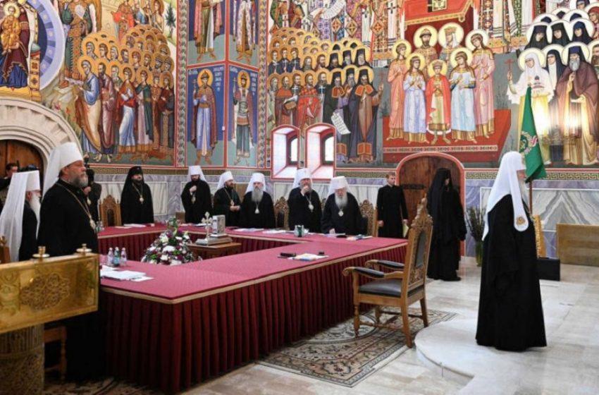 Πατριαρχείο Μόσχας: Αμαρτωλοί όσοι αρνούνται να εμβολιαστούν