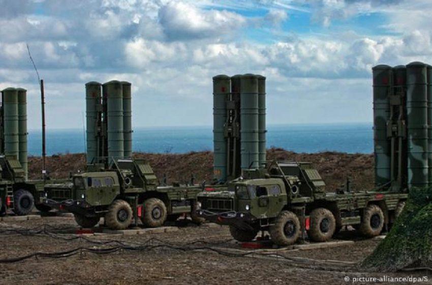 Ρωσία: Στη δημοσιότητα βίντεο με τη δοκιμή του συστήματος αντιπυραυλικής άμυνας S-500