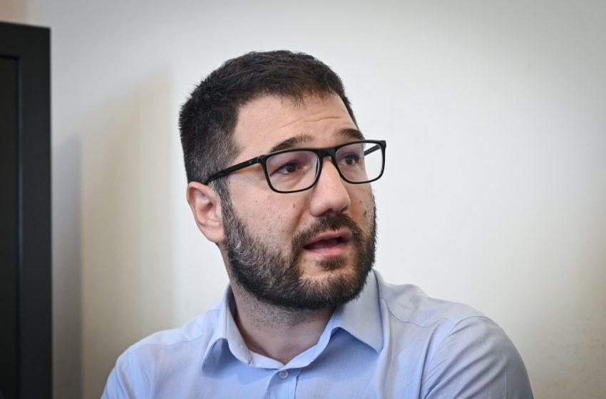 Ηλιόπουλος σε Πελώνη: Περιμένουμε μισή κουβέντα αυτοκριτικής για την αποτυχία στο θέμα του εμβολιασμού