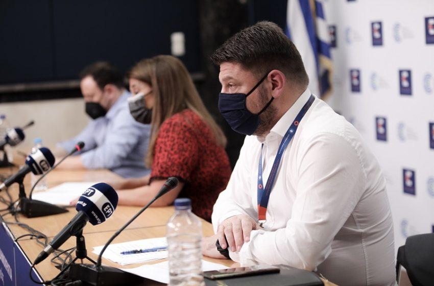LIVE – Η ενημέρωση από το Υπουργείο Υγείας για την πανδημία