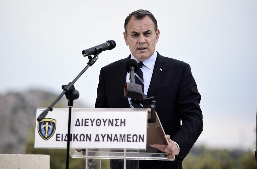 Παναγιωτόπουλος: Καλύτερη από ποτέ η στρατηγική σχέση Ελλάδας – ΗΠΑ