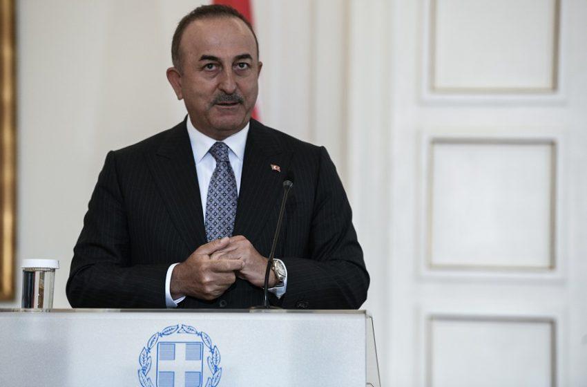 Με νέες γεωτρήσεις στην Ανατολική Μεσόγειο απειλεί ο Τσαβούσογλου