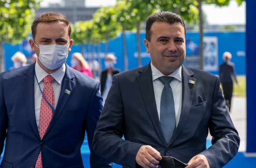 Στην Αθήνα για το συνέδριο του Economist ο Ζόραν Ζάεφ – Υπογραφές για αγωγό φυσικού αερίου