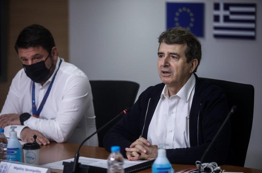 Σύσκεψη υπό Χρυσοχοΐδη-Χαρδαλιά στην Πολιτική Προστασία για το κύμα καύσωνα
