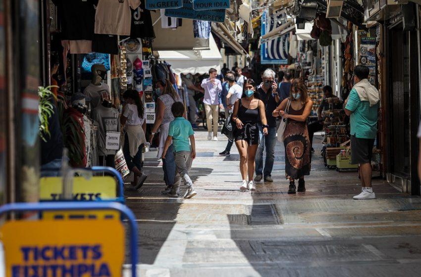 Χάρτης κοροναϊού στην Ελλάδα: 463 κρούσματα σε Αττική, 17 σε Θεσσαλονίκη