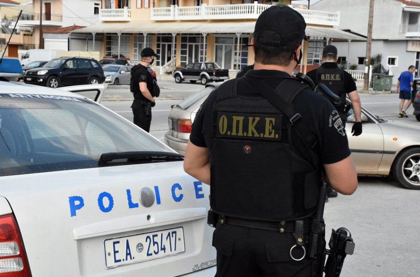 Μυτιλήνη: Συνελήφθη ειδικός φρουρός -Πυροβολούσε με το υπηρεσιακό όπλο