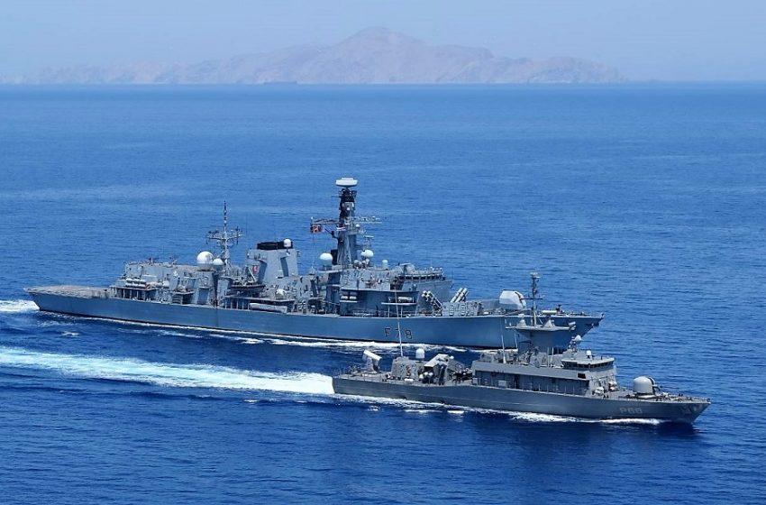 Κρούσματα κοροναϊού σε φρεγάτα του Πολεμικού Ναυτικού