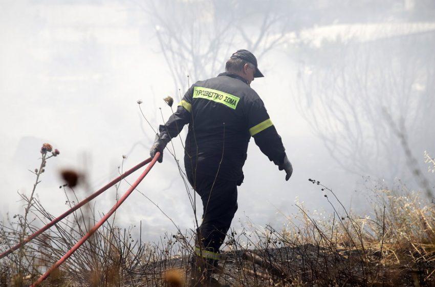 Φωτιά  στον Τρίλοφο Θεσσαλονίκης – Εκκενώθηκε ξενοδοχείο που λειτουργεί ως δομή