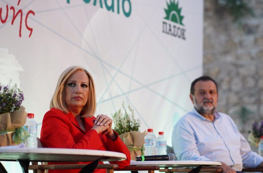 Γεννηματά: Ο κ. Μητσοτάκης έχει την κύρια ευθύνη για την κατάσταση με τους εμβολιασμούς