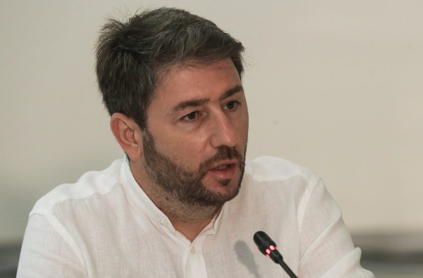 """Νίκος Ανδρουλάκης: """"Θα είμαι υποψήφιος για την ηγεσία του Κινήματος Αλλαγής"""""""