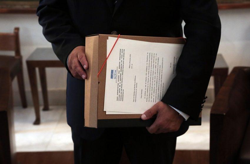 Στην Ολομέλεια στις 14 Ιουλίου το πόρισμα της προανακριτικής για τον Νίκο Παππά