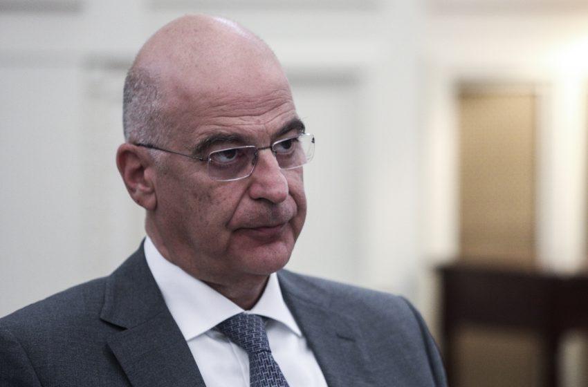 Ο Δένδιας ενημέρωσε τις ΗΠΑ για τις παράνομες τουρκικές ενέργειες στα Βαρώσια
