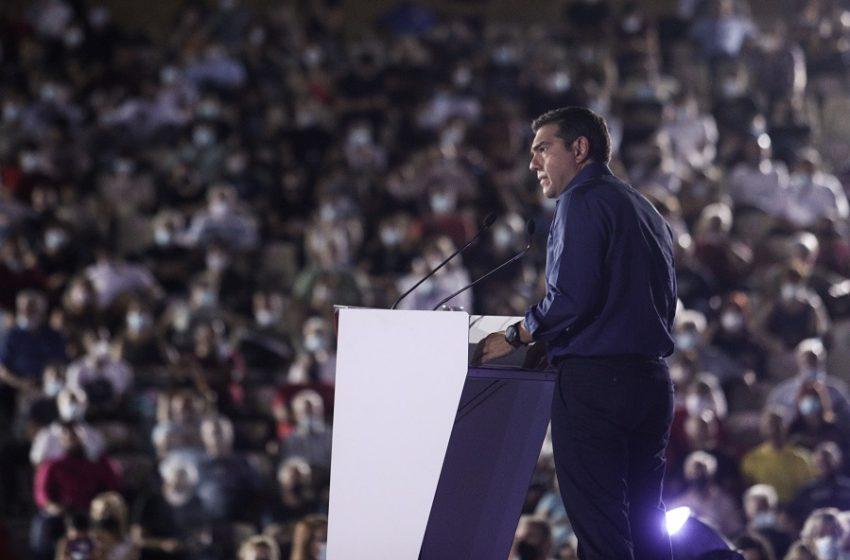 Τσίπρας: Ο Μητσοτάκης δεν διαθέτει σχέδιο, διχάζει αντί να ενώνει