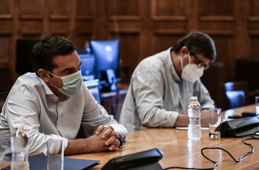 Τσίπρας : «Εγκληματική εμμονή» οι συγχωνεύσεις και το κλείσιμο νοσοκομείων εν μέσω πανδημίας