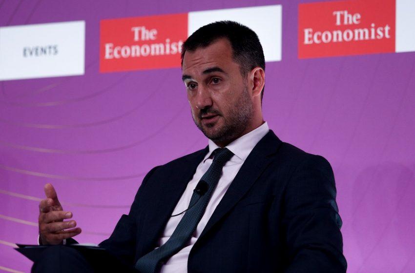 """Χαρίτσης: """"Το Ταμείο Ανάκαμψης να αξιοποιηθεί προς όφελος της κοινωνίας και όχι για το μικροκομματικό συμφέρον της κυβέρνησης"""""""