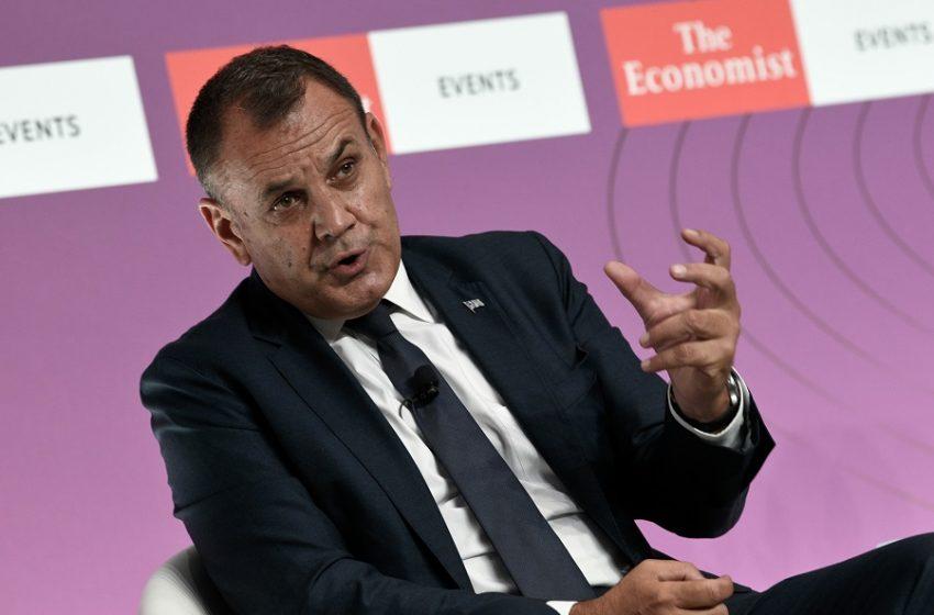 Παναγιωτόπουλος: Πυλώνας σταθερότητας και ασφάλειας η Ελλάδα στην Ανατολική Μεσόγειο