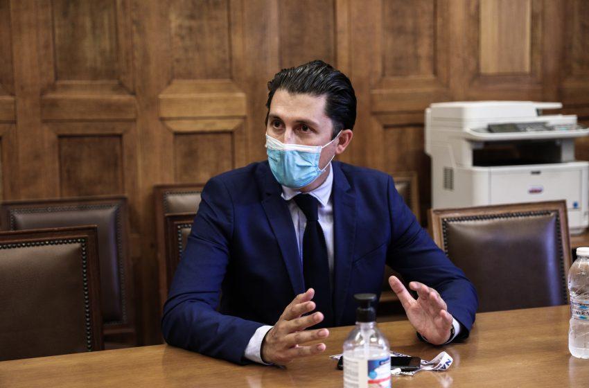Χρηστίδης: Ο Μητσοτάκης μόνο διαπιστώσεις κάνει για την πανδημία