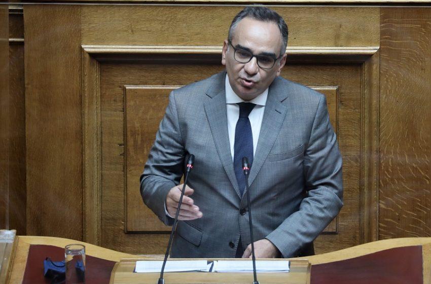Κοντοζαμάνης: Η Ελλάδα συμμετέχει στις συμφωνίες για την προμήθεια μονοκλωνικών αντισωμάτων
