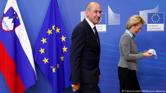 Σλοβενία/Γιάνσα: Γιατί οι Βρυξέλλες φοβούνται την 6μηνη προεδρία του φίλου του Ορμπάν