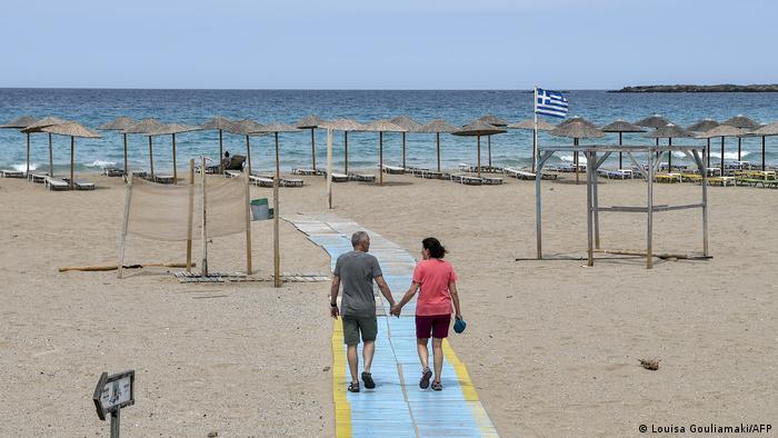 Γερμανικός Τύπος: Στην σκιά της μετάλλαξης Δέλτα ο ελληνικός τουρισμός