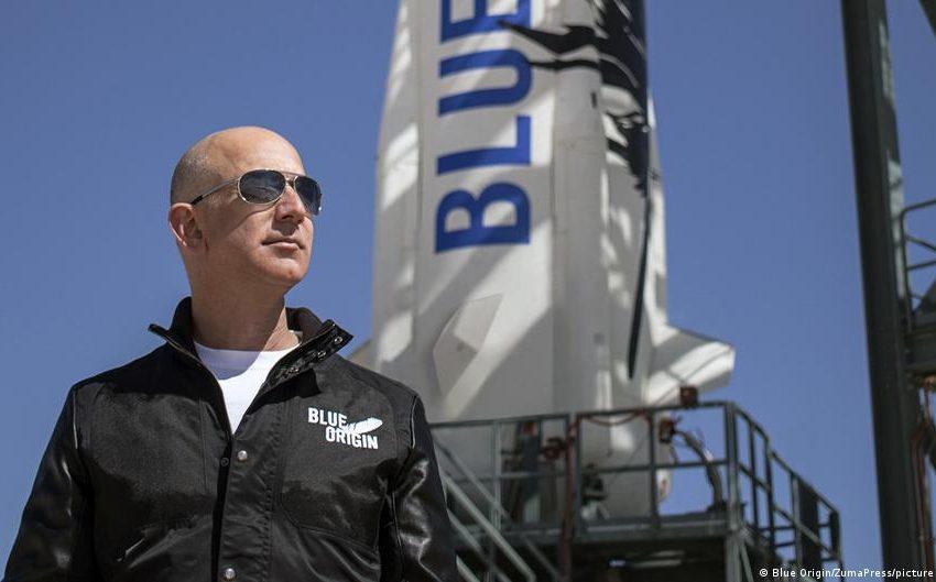 ΗΠΑ: Ένας 18χρονος αστροναύτης, ο νεότερος στην ιστορία, θα πετάξει με τον Τζεφ Μπέζος στις 20 Ιουλίου