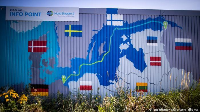 Συμβιβασμός ΗΠΑ- Γερμανίας για τον Nord Stream 2