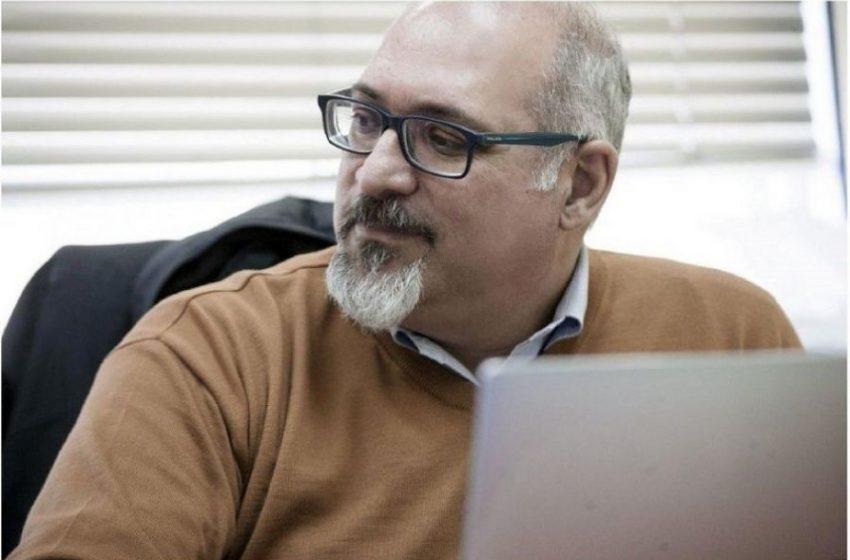 Θωμαΐδης: Επιθετική η αύξηση στο ιικό φορτίο του κορονοϊού στα λύματα