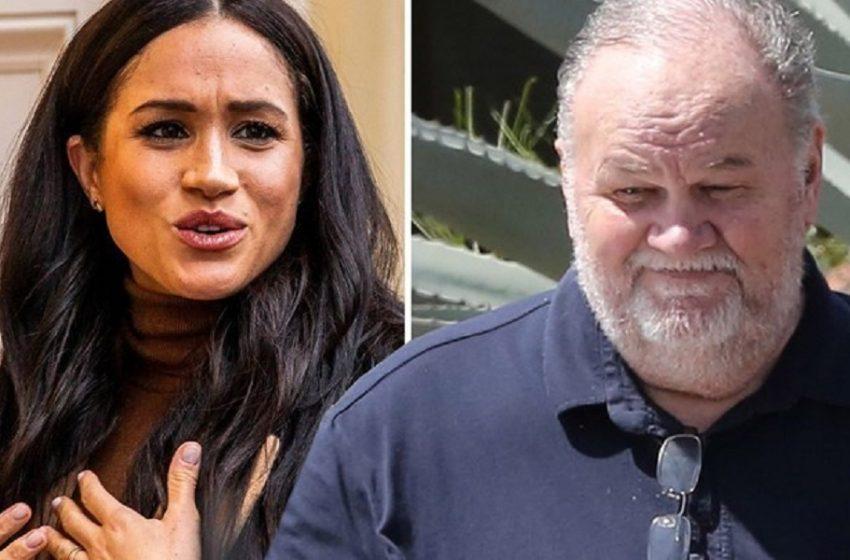 Στα άκρα οι σχέσεις της Μέγκαν Μαρκλ με τον πατέρα της – Είναι έτοιμος να τη σύρει στα δικαστήρια