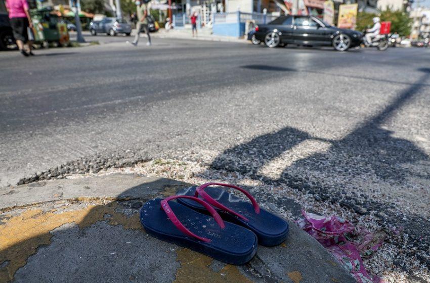Η στιγμή του δυστυχήματος στη Νίκαια – Θρήνος για την 7χρονη Παναγιώτα