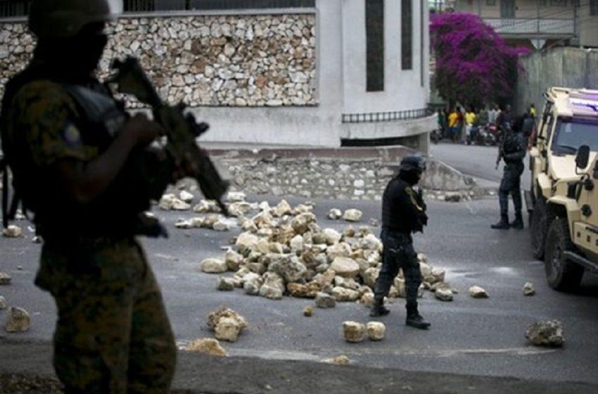 Αϊτή: Επεισόδια στην κηδεία του δολοφονηθέντος προέδρου Ζοβενέλ Μοΐζ