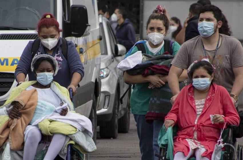 Χιλή- Κοροναϊός: 1.383 κρούσματα και 119 θανάτους ανακοίνωσαν οι αρχές