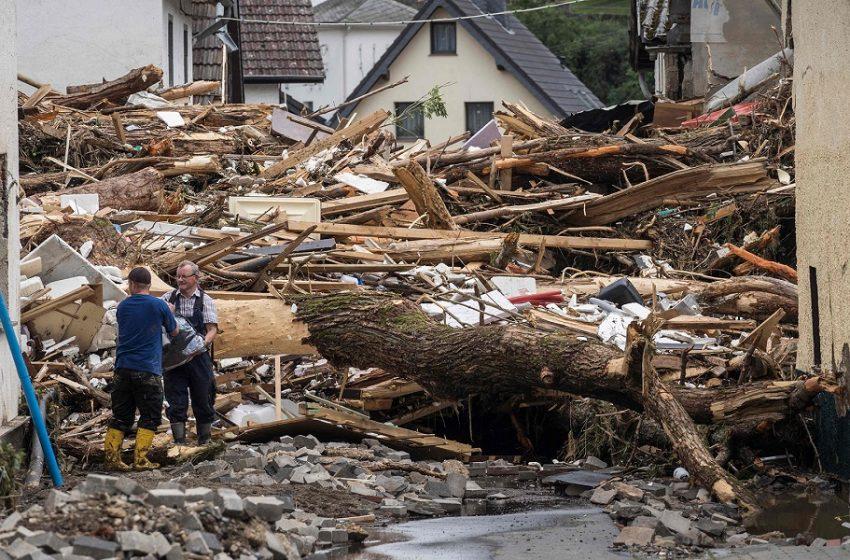 Συγκλονίζουν οι εικόνες καταστροφής και ολέθρου – Περισσότεροι από 100 νεκροί, 1300 αγνοούμενοι