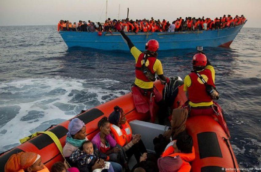 Γαλλία: Το λιμενικό διέσωσε 88 μετανάστες που επιχείρησαν να διαπλεύσουν τη Μάγχη
