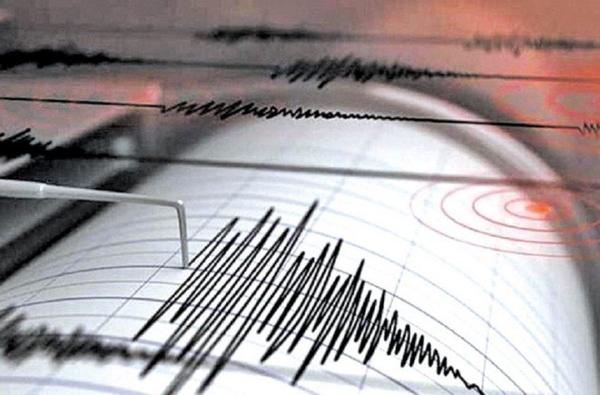 Σεισμός  4,3 Ρίχτερ στα Ιωάννινα