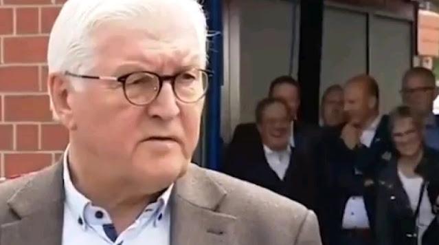 Γερμανία/ πλημμύρες: O Λάσετ γελούσε την ώρα που ο Σταϊνμάγιερ έκανε δηλώσεις για τους νεκρούς- Σάλος με τη στάση του διαδόχου της Μέρκελ (vid)
