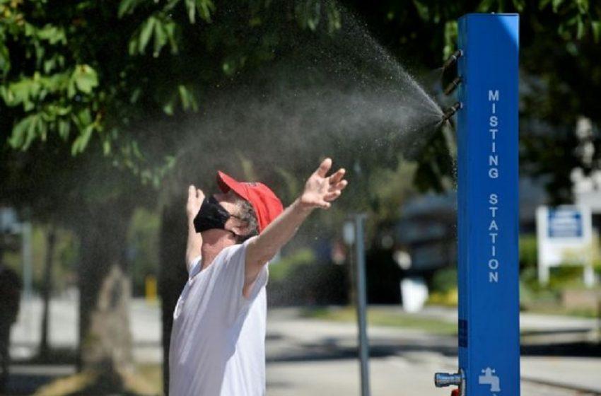 ΗΠΑ: Στο έλεος του καύσωνα οι δυτικές πολιτείες – Στους 47,2 η θερμοκρασία στο Λας Βέγκας