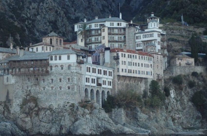 Άγιο Όρος: Ρουμάνος προσκυνητής έπεσε από γκρεμό με τρακτέρ
