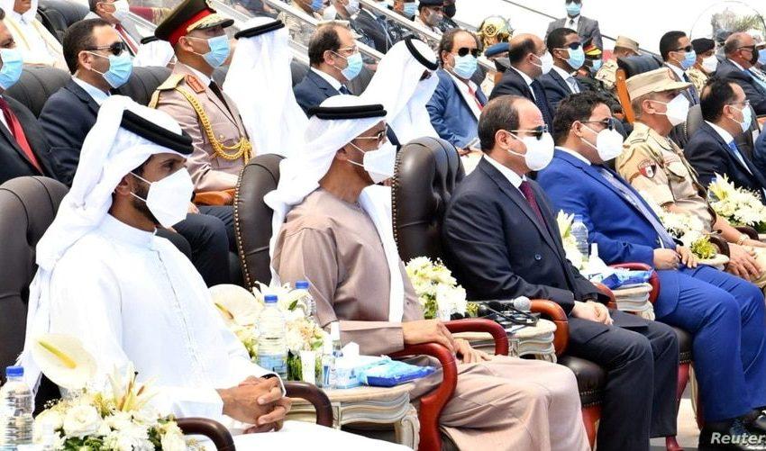 Αίγυπτος: Ναυτική βάση κοντά στα σύνορα με τη Λιβύη εγκαινίασε ο Αλ-Σίσι