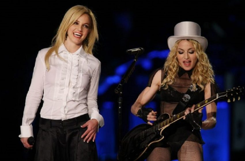 Η Madonna ζητά την απελευθέρωση της Μπρίτνεϊ Σπίαρς