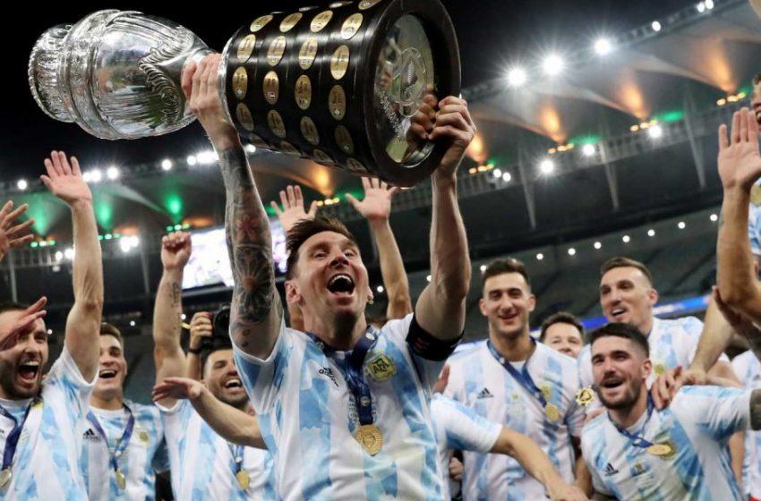 Copa America: Το σήκωσε η Αργεντινή στον τελικό με τη Βραζιλία
