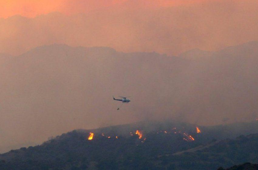 Aναστασιάδης: Τραγωδία που συγκρίνεται μόνο με την εισβολή του 1974 οι πυρκαγιές στην Κύπρο