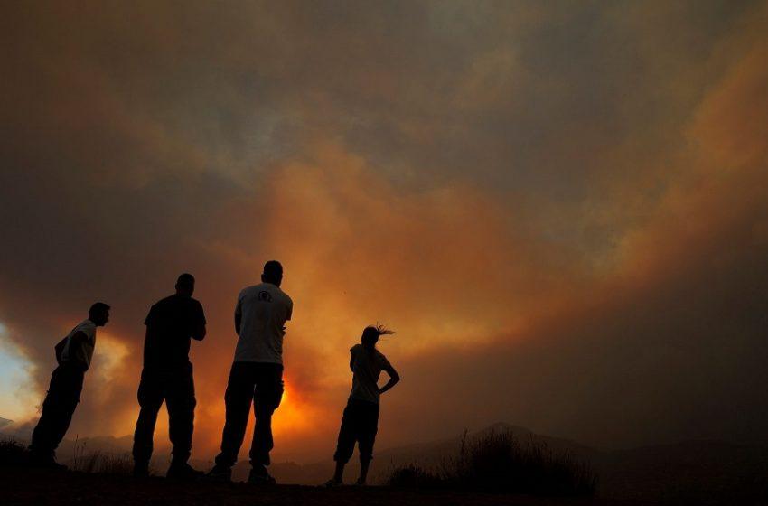 Νέα φωτιά στην Κύπρο – Επιχειρούν επίγειες και εναέριες δυνάμεις πυρόσβεσης